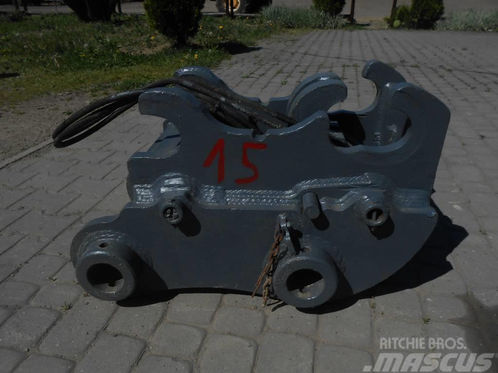 [Other] Szybkozłącze hydrauliczne fi80mm Geith, Lemac, Hil