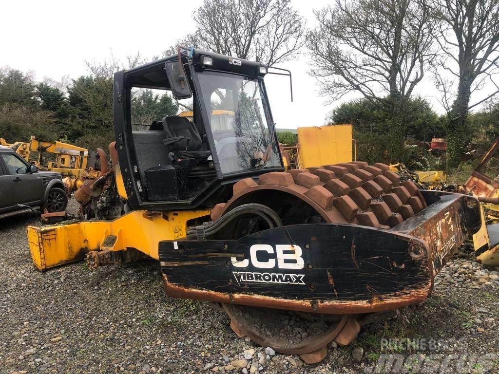 JCB Vibromax VM200 dismantlibg for parts only