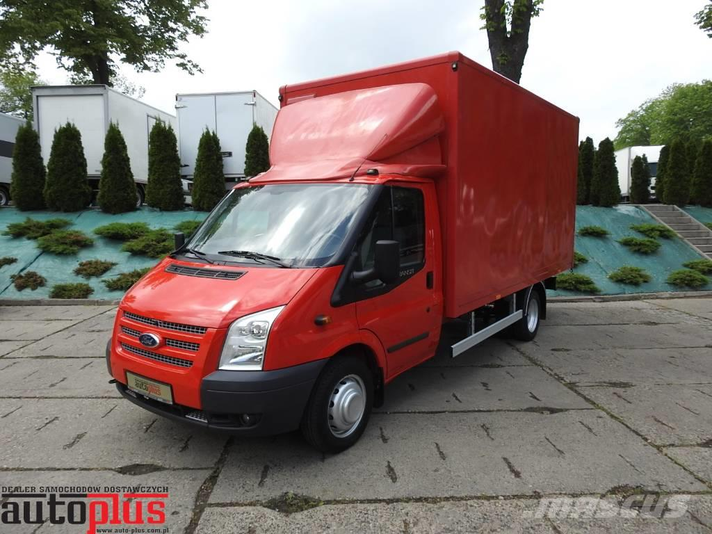 Ford TRANSIT BOX AIRCONDITION CRUISE CONTROL SERVICE