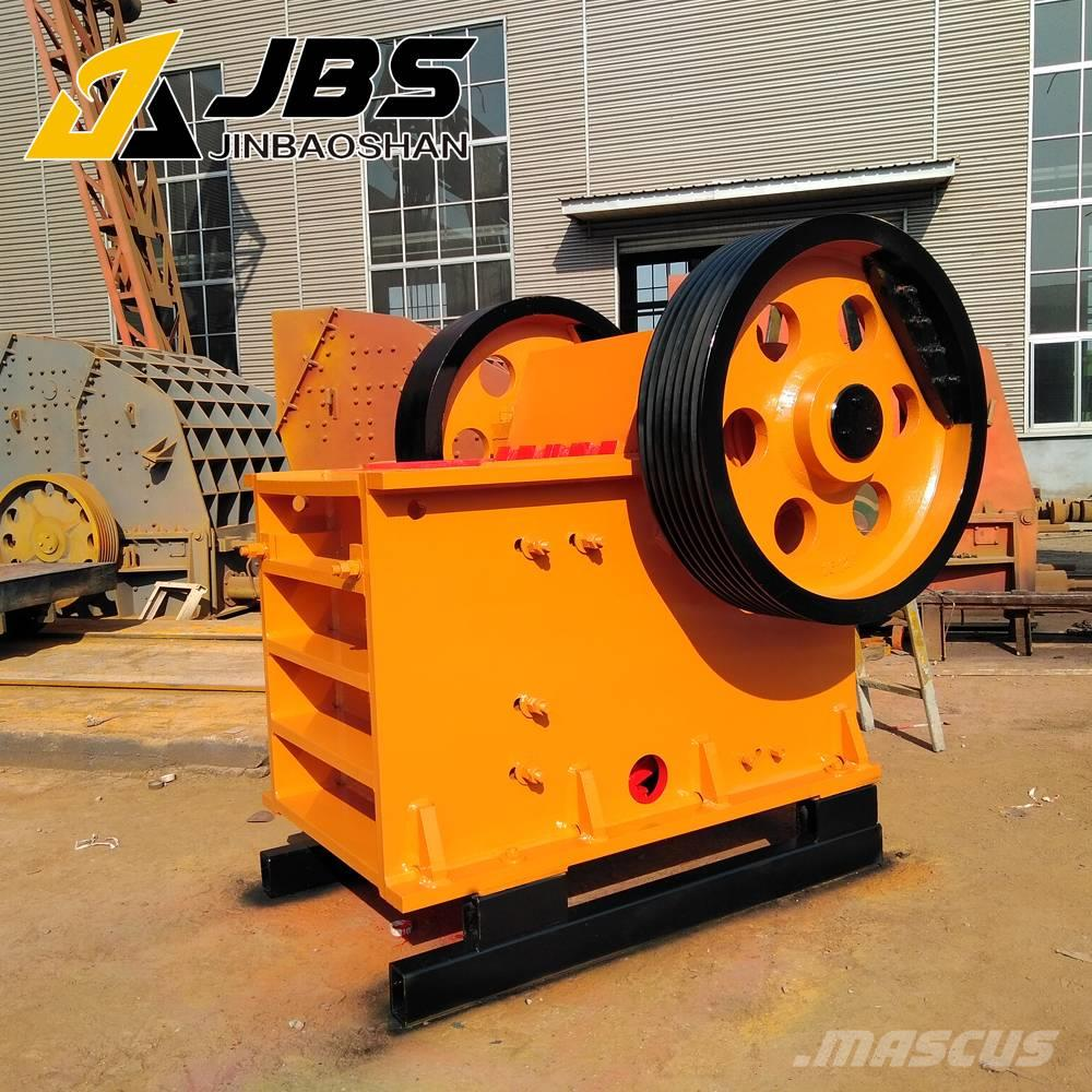 [Other] 20-100tons per hour jaw crusher machine PE 500*750