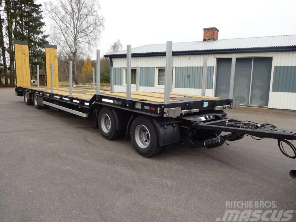 Goldhofer Maskinvagn Omg leverans Tu-L4-29/80