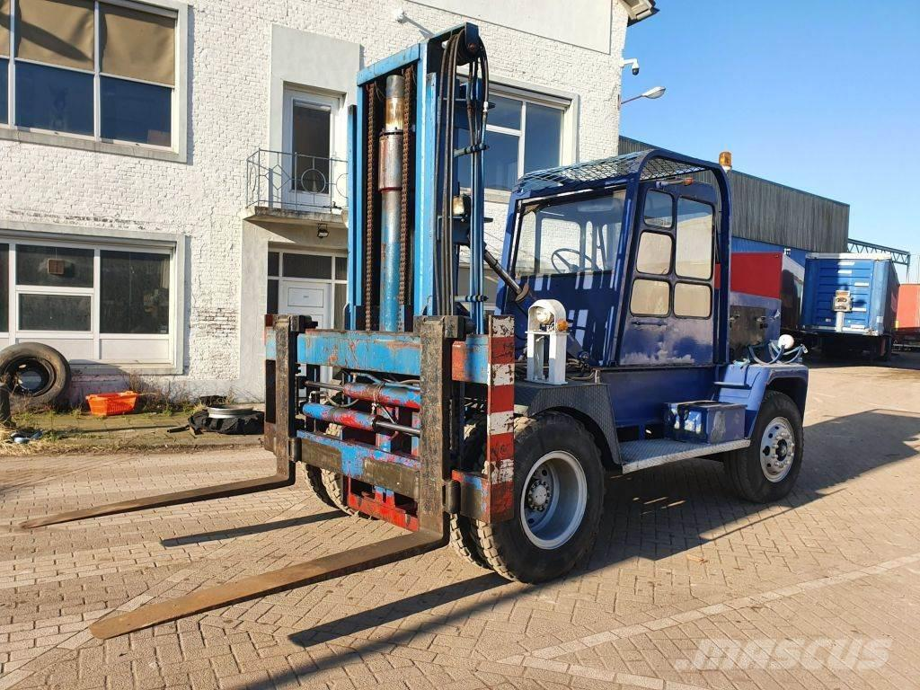 LMV 10 Ton Lifting