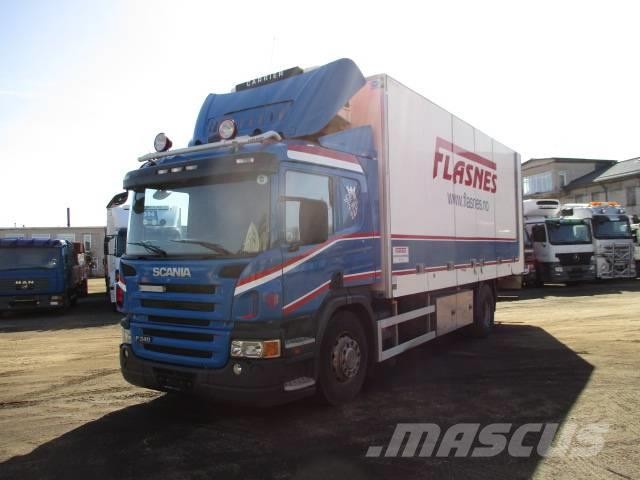 Scania P 340 DB4X2HNB