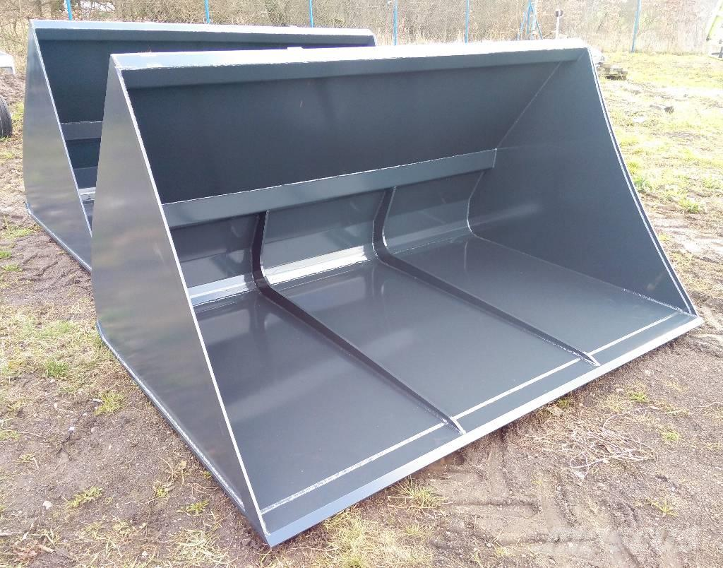 JCB Szufla 2,5 m3