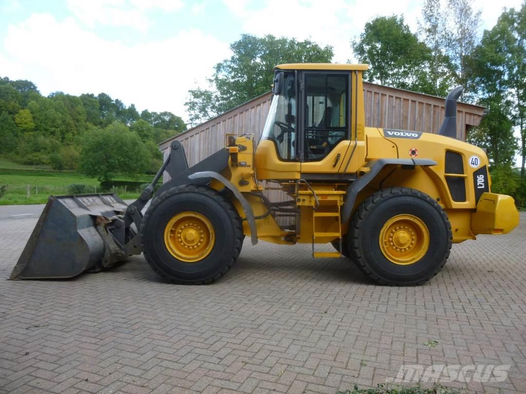 Volvo L 70 G (40 KM/h, Top condition)