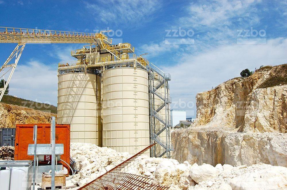 ZZBO SPU-650 Cement Silo / СПУ-650 Силос