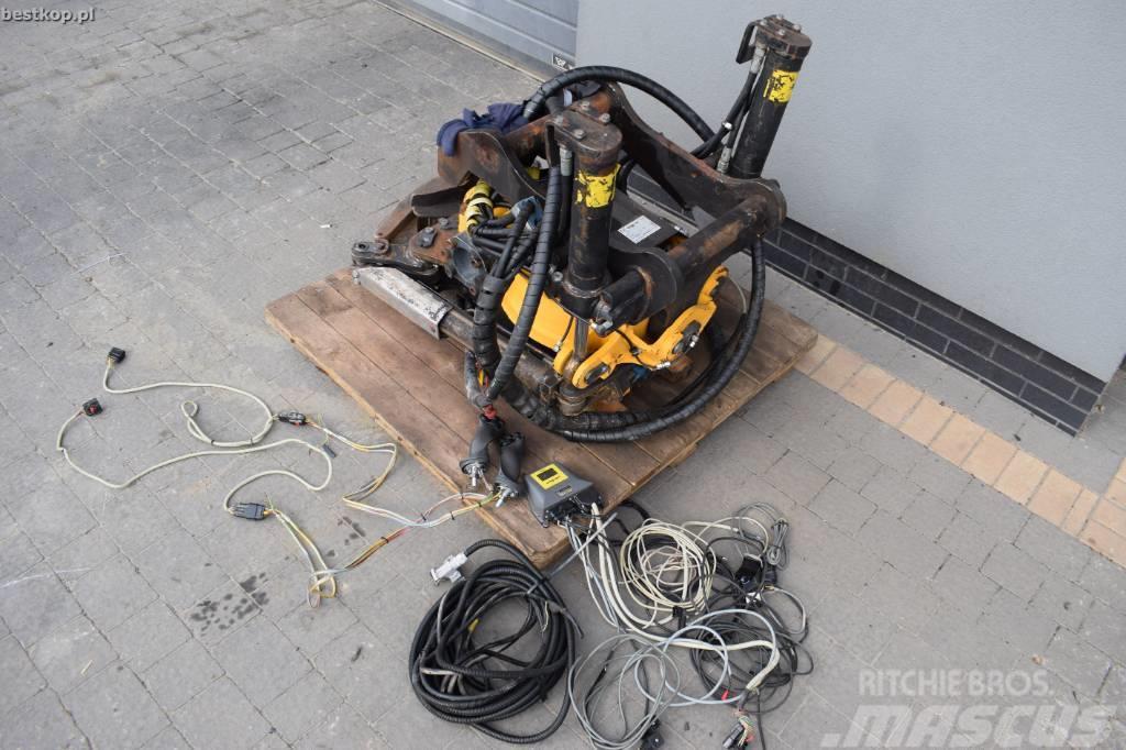 Engcon EC 15B Tiltrotator Rototilt Rotator 12t-18t