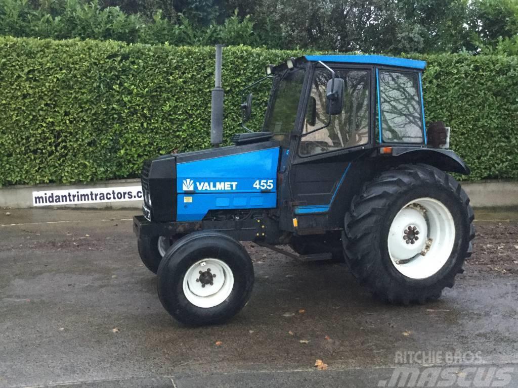 Valmet 455 2wd tractor