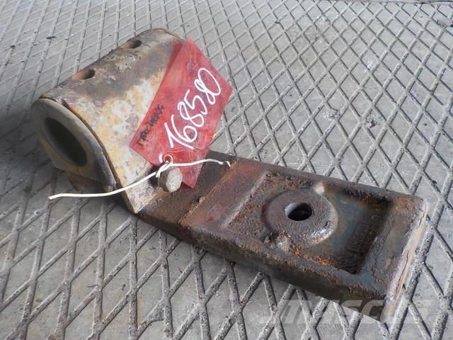 Scania 4 series Spring spacer front 1436894 1485740 14857