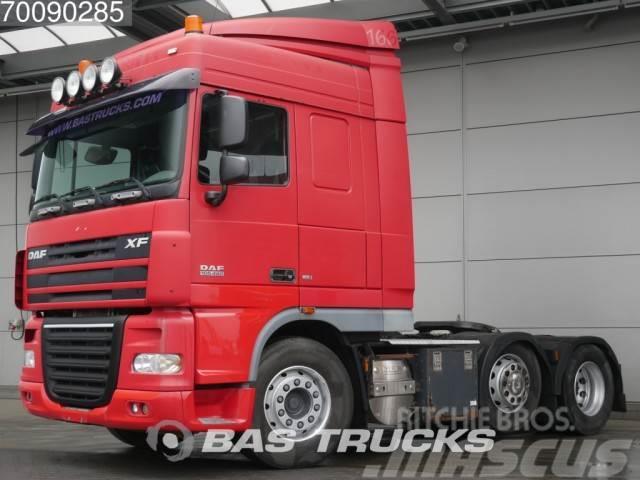 DAF XF105.460 6X2 Lift+Lenkachse Manual Euro 5
