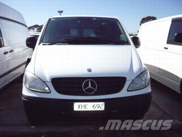 Mercedes-Benz Vito 109CDI Compact