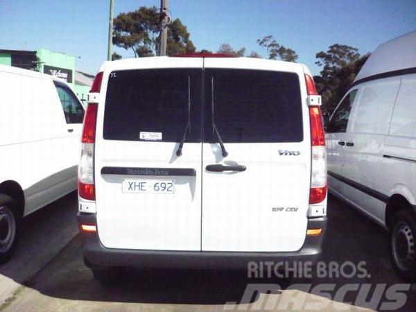 Mercedes-Benz Vito 109CDI Compact, 2005, Lätta skåpbilar
