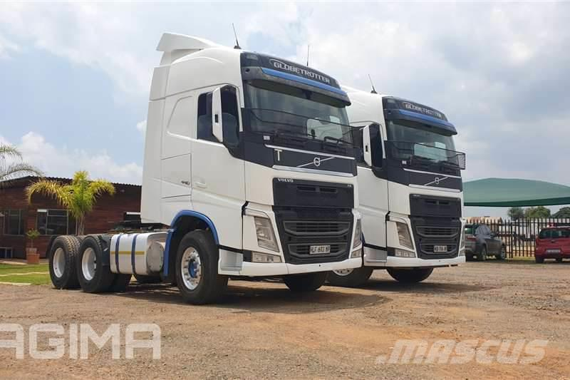 Volvo FH440 Globetrotter