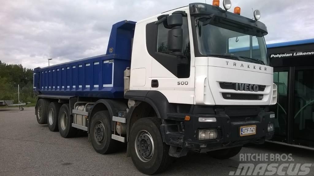 Iveco Trakker AT410T50   10x4
