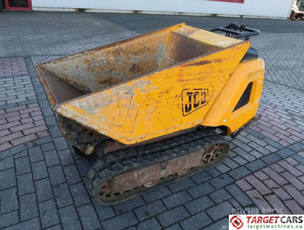 JCB Dumpster HTD5 Hi-Tip Mini Tracked Dumper