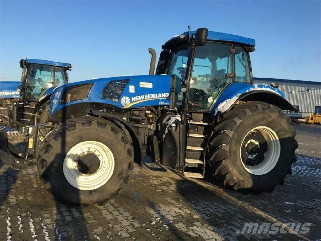 New Holland T 8.330 UC