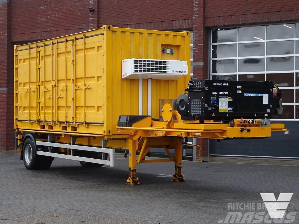 Dapa 20FT frigo container - Thermoking V700 Max/SG300 -