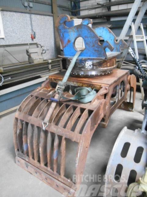 Rotar 035-004 sorteergrijper