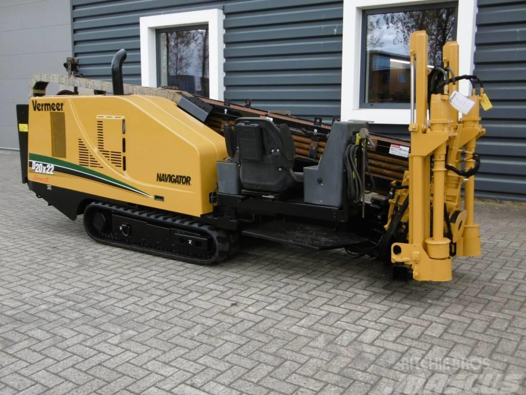 Vermeer D20x22SIII