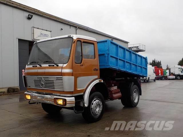Mercedes-Benz SK 1617 (BIG AXLE / FULL STEEL SUSP)