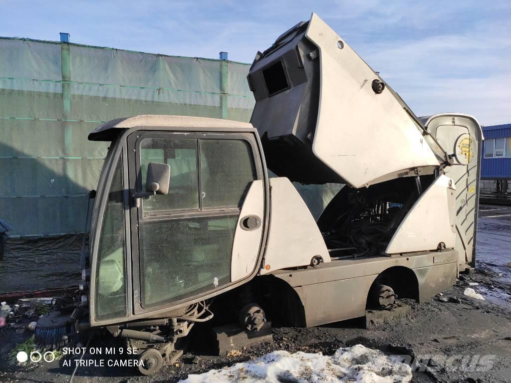 Johnston CX201 road sweeper JOHNSTON CX201 for PARTS