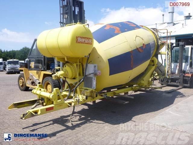 Baryval Concrete mixer 7 m3  7-101