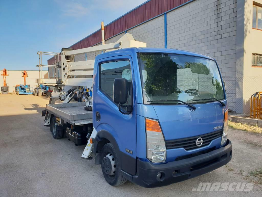 Isoli PNT 205 SR boom lift truck of 20.5mts