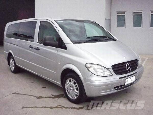 Mercedes-Benz Vito 119P Extra Long