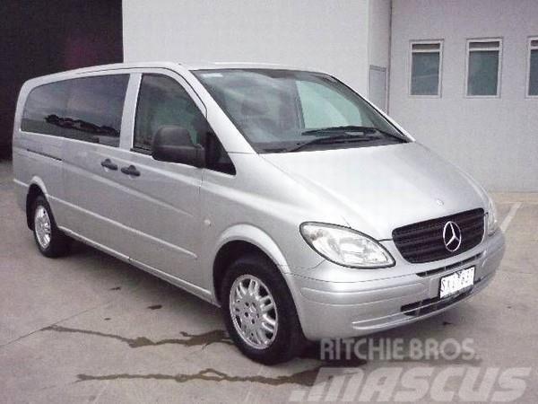 Mercedes-Benz Vito 119P Extra Long