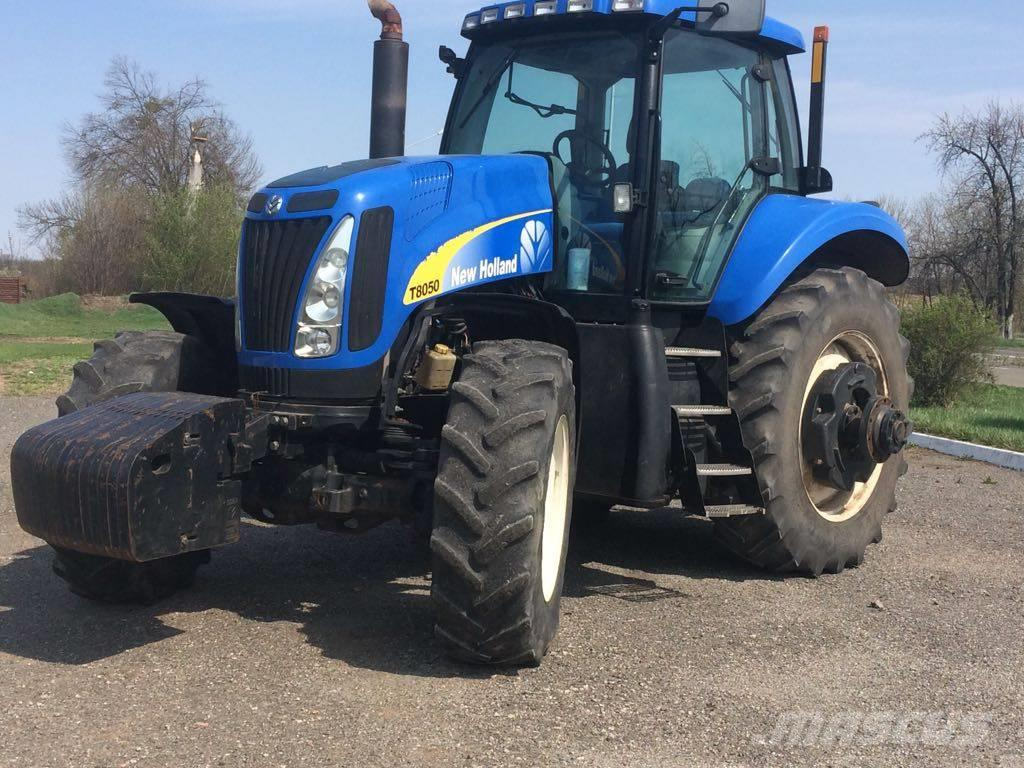 New Holland 8050