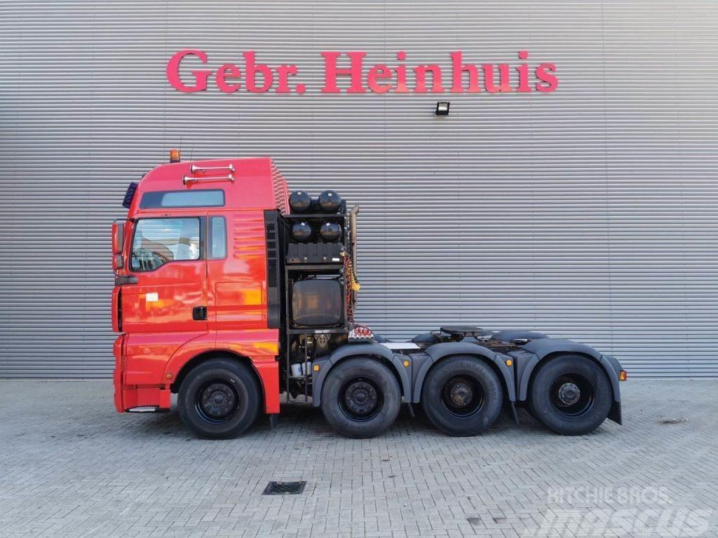 MAN TGA 26.530 8x4 Heavy Duty Tractor!