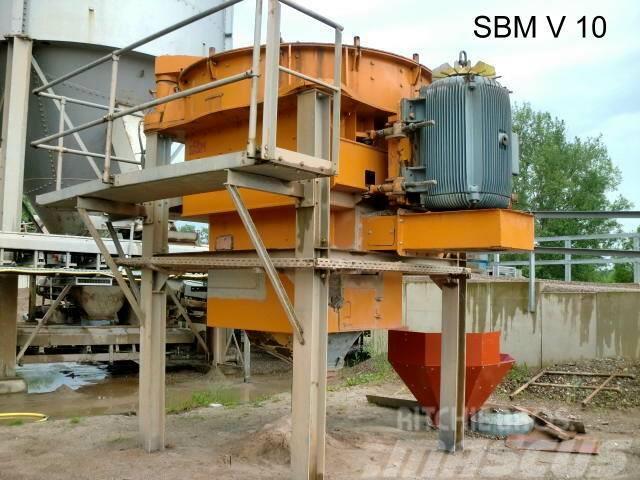 SBM Vertikalbrecher