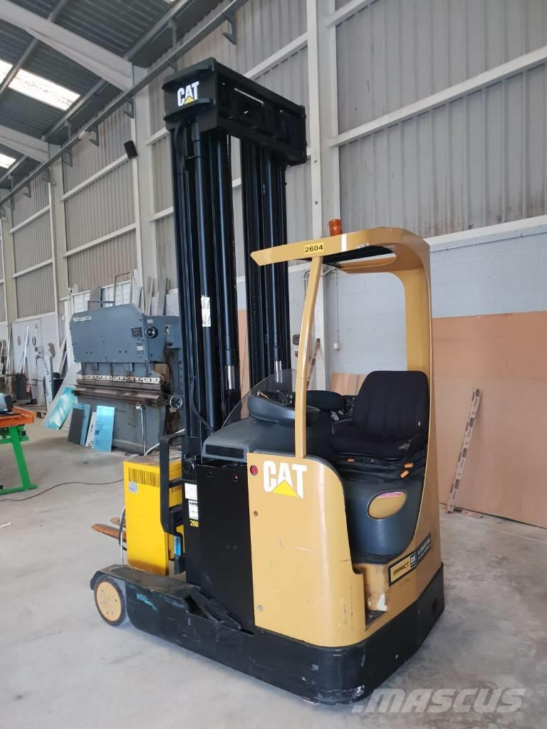 Caterpillar NR16K 7.5 mts used reach truck *Only 1180 Hours*
