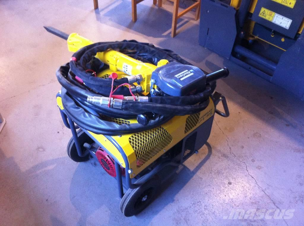 Atlas Copco LP9-20 power pack