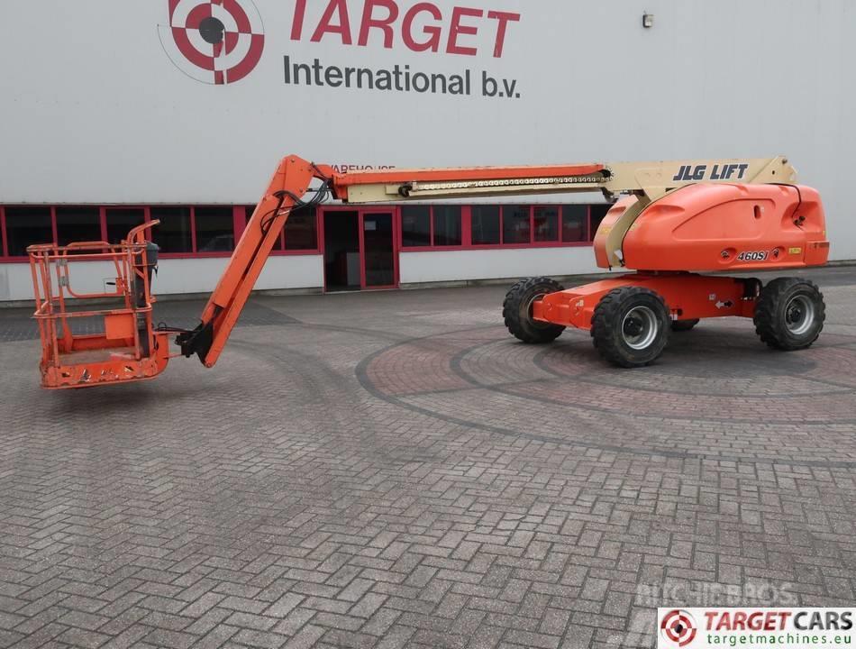 JLG 460SJ Telescopic 4x4 Diesel Boom Lift 1605cm