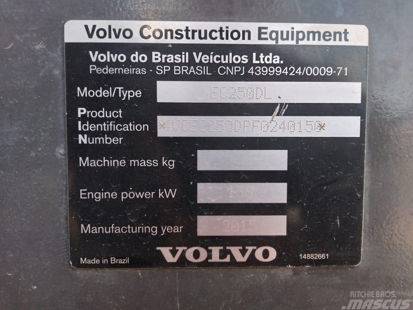 Volvo EC 250 D L