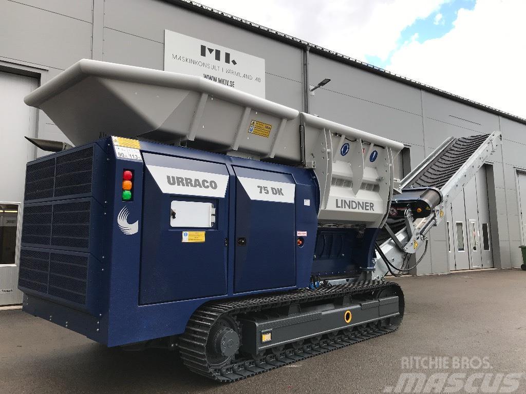 Lindner Urraco 75DK -18 Servicepack All Inclusive