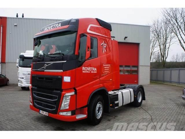Volvo FH4-500 / GLOBETROTTER / AUTOMATIC / EURO-6 / 2016