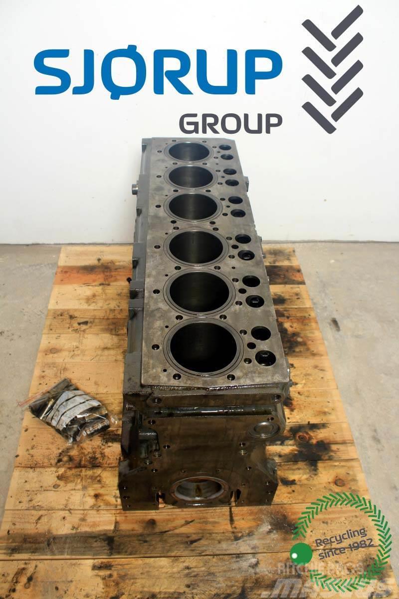 Massey Ferguson 6485 Engine Block