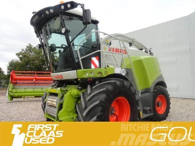 CLAAS JAGUAR 960 T4f