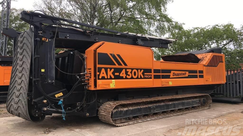 Doppstadt AK 430K - High Speed Shredder