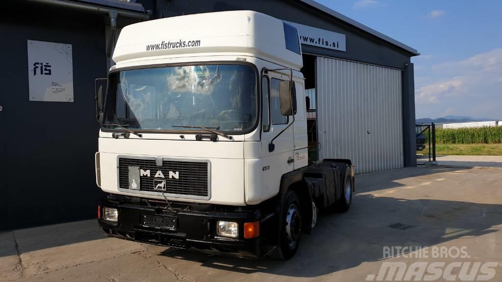 MAN 19.362 FLT 4X2 tractor unit