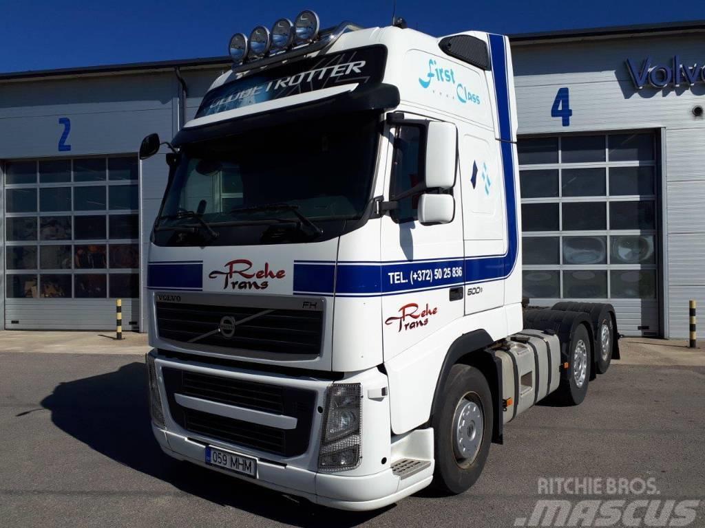 Volvo FH 500 6X2 Euro 5 PTO ADR