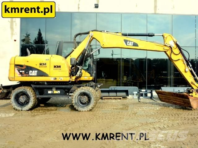 Caterpillar M 313 D VOLVO EW 140 160 JCB JS 130 LIEBHERR A 314