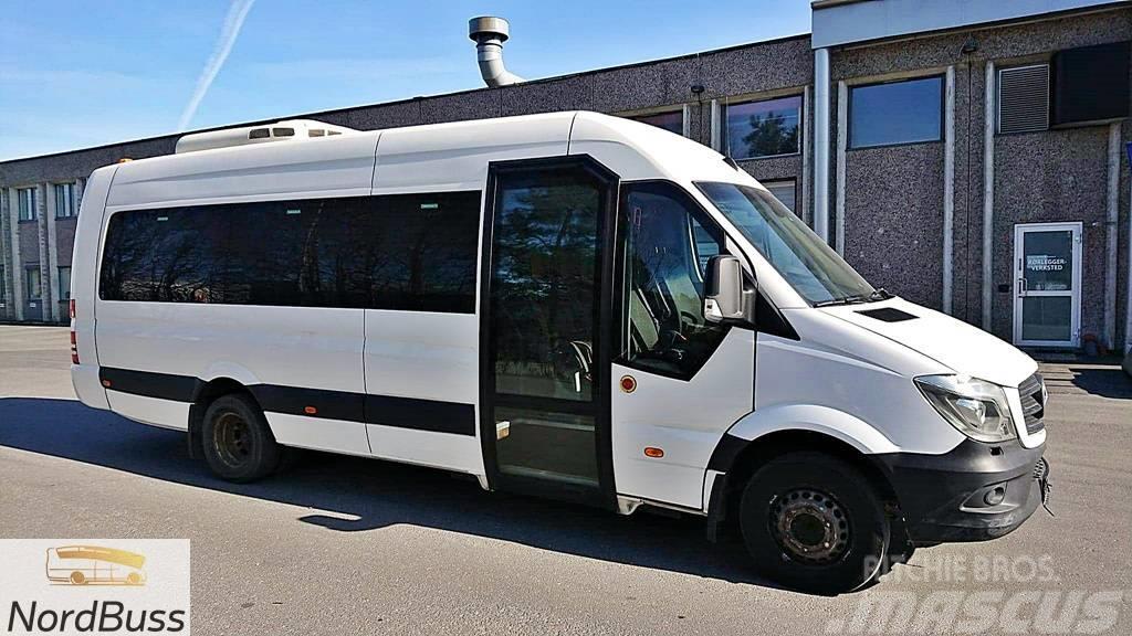 Mercedes-Benz Sprinter travel 55 /516cdi/retarder/ 20pax/klima