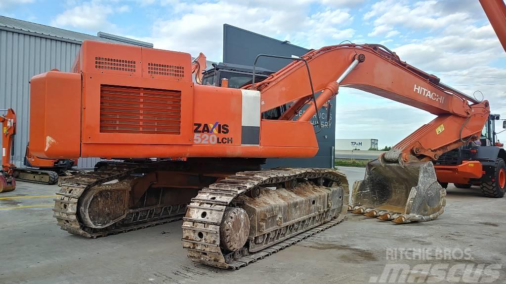 Hitachi ZX 520 LC H-3