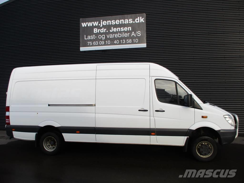 Mercedes-Benz Sprinter 516 CDI 4x4