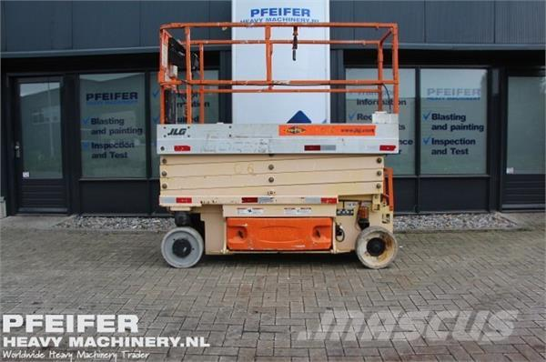 JLG 2630ES Electric, 9.8m Working Height