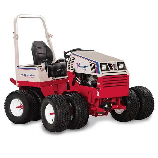 Ventrac Anbau-Traktor, Frontantrieb