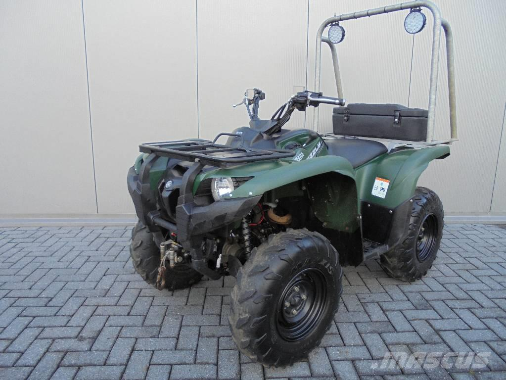 used yamaha grizzly atvs year 2014 for sale mascus usa. Black Bedroom Furniture Sets. Home Design Ideas